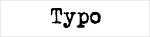 Click here to find Opportunities with Typo